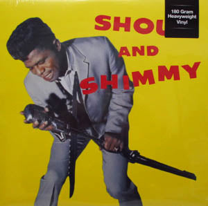 JAMES BROWN - Shout & Shimmy (US Ltd.180g LP/New)