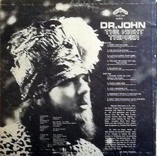 DR.JOHN (ドクター・ジョン)  - The Night Tripper (US Ltd.LP/New)