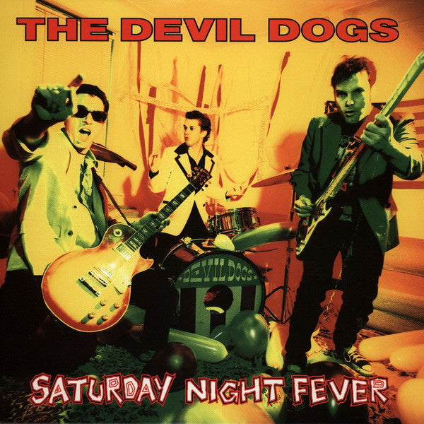 DEVIL DOGS - Saturday Night Fever (German Ltd.Reissue.LP/New)
