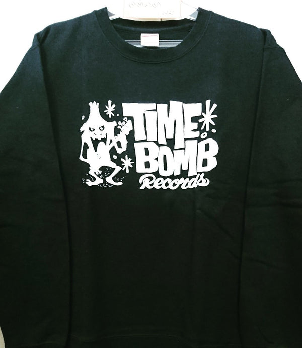 TIME BOMB RECORDS - Sweat Shirts (New)