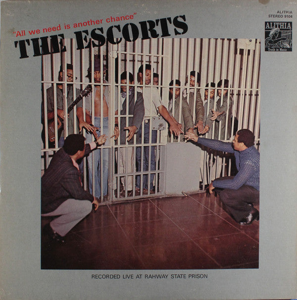 ESCORTS (エスコーツ)  - All We Need Is Another Chance (US Ltd. Reissue LP/New)