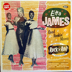 ETTA JAMES (エタ・ジェイムス)  - Good Rockin' Mama (UK Ltd.LP/New)
