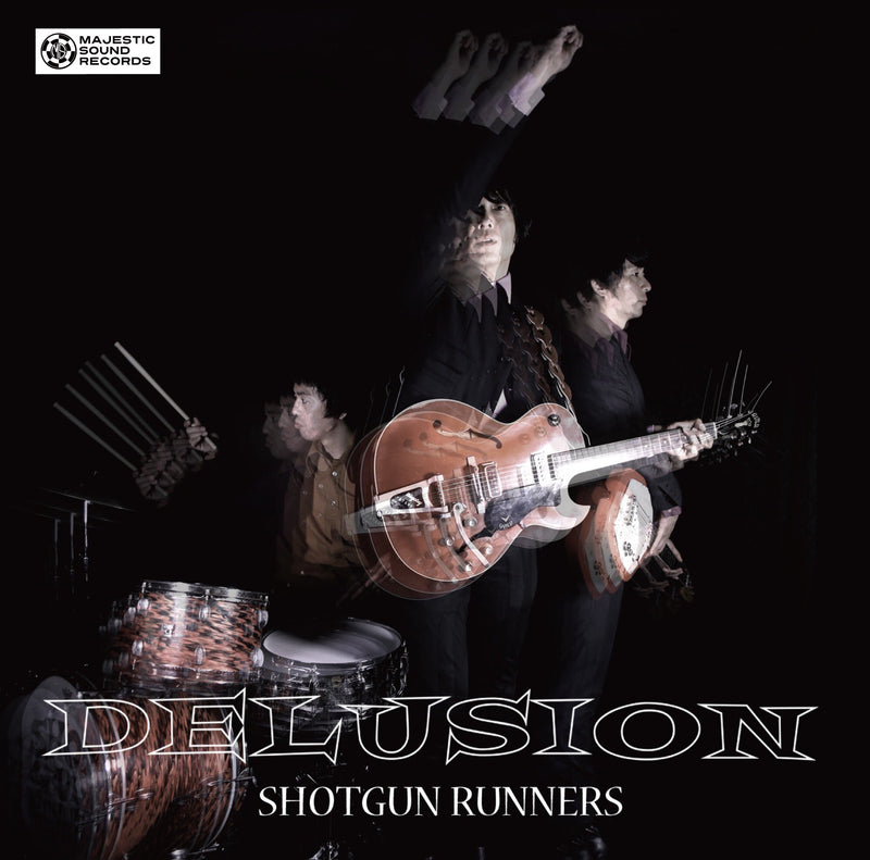 SHOTGUN RUNNERS - Delusion (CD/New)