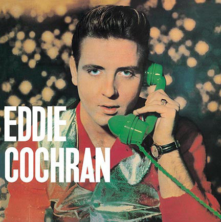 EDDIE COCHRAN (エディ・コクラン)  - Eddie Cochran (EU Ltd.180g LP/New)