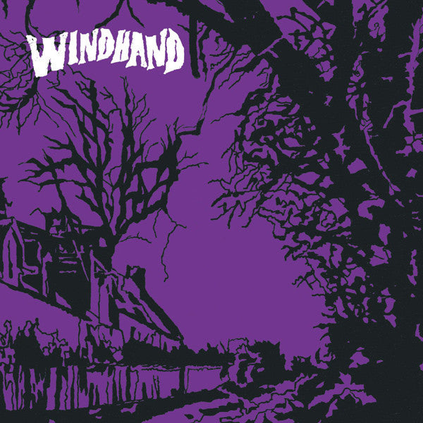 WINDHAND - S.T. (Blue Marble Vinyl LP/NEW)