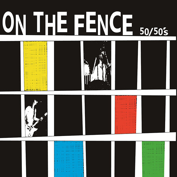 "50/50's - On The Fence (RECORD STORE DAY 2020 限定7"" / New)"