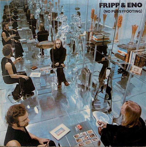 FRIPP & ENO - No Pussyfooting (UK Ltd.Reissue 200g LP/New)