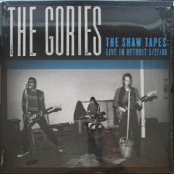 GORIES - The Saw Tapes : Live in Detroit 5/27/88 (US Ltd.LP/New)