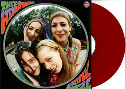 HEADCOATEES - Bozstik Haze (UK Ltd.Reissue Red Vinyl LP/New)