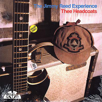 "HEADCOATS - The Jimmy Reed Experience (US Ltd.Colr Vinyl 10""/New)"