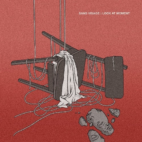 "SANS VISAGE / LOOK AT MOMENT - Split (7""+CD/NEW)"