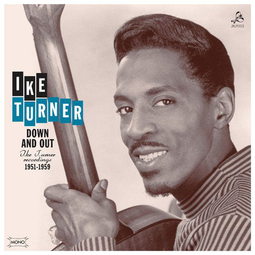 IKE TURNER (アイク・ターナー)  - Down And Out (Spain Ltd.Mono LP/New)