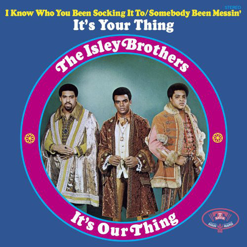 ISLEY BROTHERS (アイズレー・ブラザーズ)  - It's Our Thing (US Ltd.Reissue LP/New)