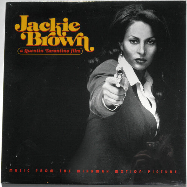 O.S.T (サントラ:ジャッキー・ブラウン)  - Jackie Brown (EU Ltd.Reissue 180g LP/New)