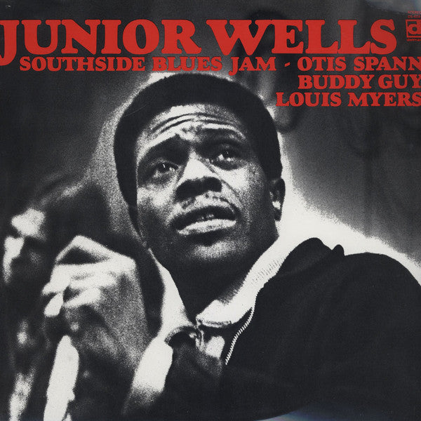 JUNIOR WELLS (ジュニア・ウェルズ)  - Southside Blues Jam (US Ltd.Reissue LP/New)