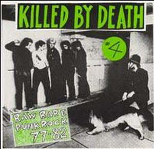 V.A. - Killed By Death #4 (Reissue CD / New)