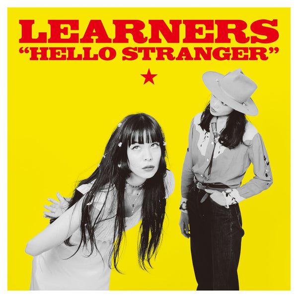 LEARNERS - Hello Stranger (Ltd.見開きジャケLP/New)