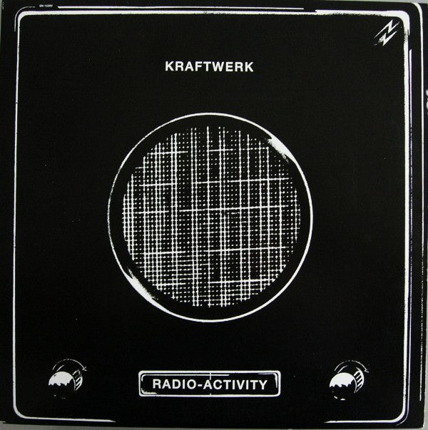 KRAFTWERK (クラフトワーク)  - Radio-Acrtivity (US Ltd.Reissue LP/New)