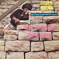 JAMES BROWN - Sho Is Funky Down Here (US Ltd.Reissue LP/New)