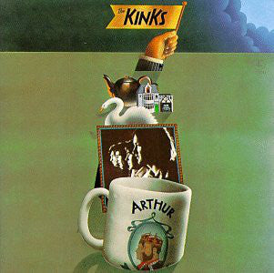 KINKS - Arthur Or The Decline And Fall Of The British Empire  (EU Ltd.Reissue LP/New)
