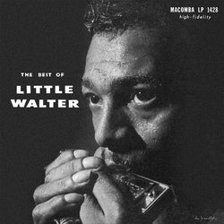 LITTLE WALTER (リトル・ウォルター)  - The Best Of (German Ltd.Reissue LP/New)