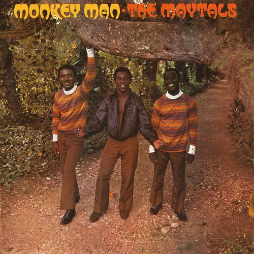 MAYTALS, THE - Monkey Man (Ltd 1,000 Reissue.Orange Vinyl LP/NEW)