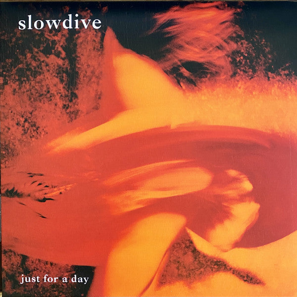 SLOWDIVE - Just For A Day (Reissue Color Vinyl LP/NEW)