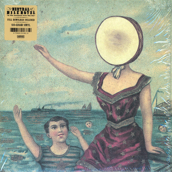 NEUTRAL MILK HOTEL - In The Aeroplane Over The Sea (Reissue LP/NEW)