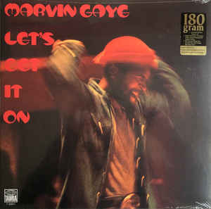 MARVIN GAYE (マーヴィン・ゲイ)  - Let's Get It On (US Ltd.Reissue 180g LP/New)