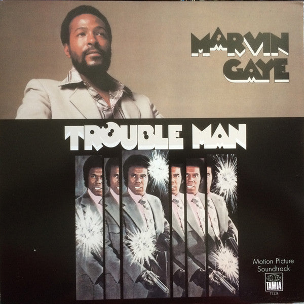 MARVIN GAYE (マーヴィン・ゲイ)  - Trouble Man (US Ltd.Reissue LP/New)