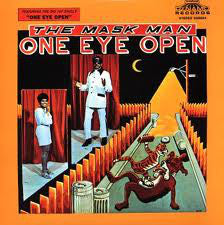 MASK MAN & THE AGENTS (マスクマン&ジ・エージェンツ)  - One Eye Open (US Ltd.Reissue LP/New)