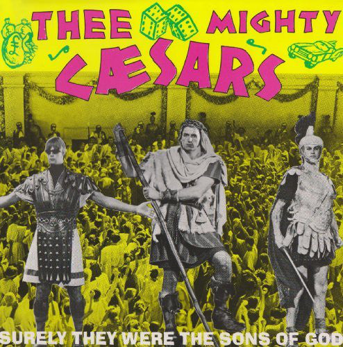 MIGHTY CAESARS -  - Surely They Were The Sons Of God (German Ltd.Reissue LP/New)