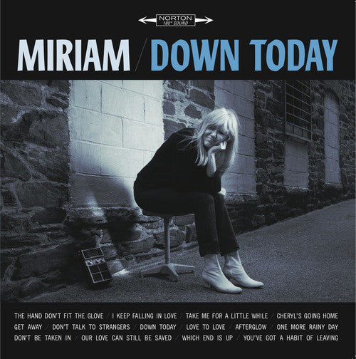 MIRIAM - Down Today (US Ltd.LP/New)