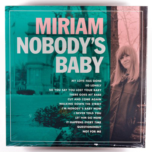 MIRIAM - Nobody's Baby (US Ltd.LP/New)