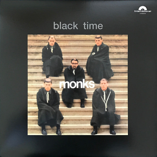 MONKS - Black Time (German Ltd.Reissue LP/New)