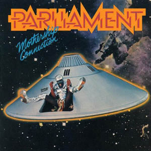 PARLIAMENT - Mothership Connection (US Ltd.Reissue LP/New)