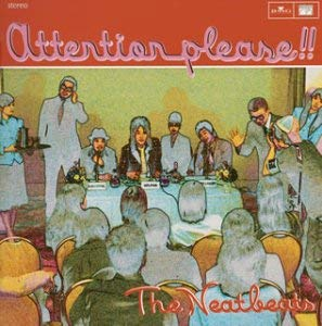 NEATBEATS - Attention Please!! (Japan Ltd.2xLP/New)