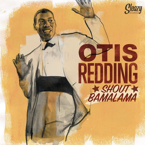 OTIS REDDING (オーティス・レディング)  - Shout Bamalama (Spain Ltd.LP/New)