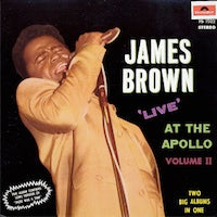JAMES BROWN - Live At The Apollo Vol.2 (US Ltd.Reissue 2xLP/New)