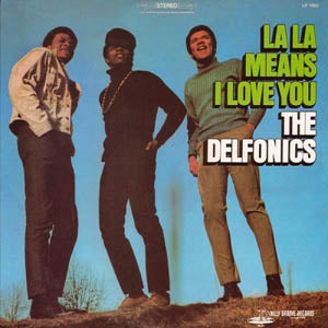 DELFONICS - La La Means I Love You (US Ltd.Reissue LP/New)