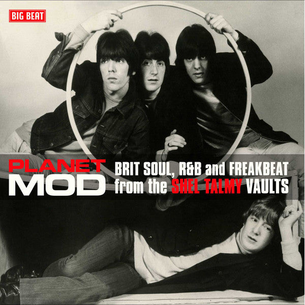 V.A. - PLANET MOD (EU Ltd.Red Vinyl 2xLP/New)