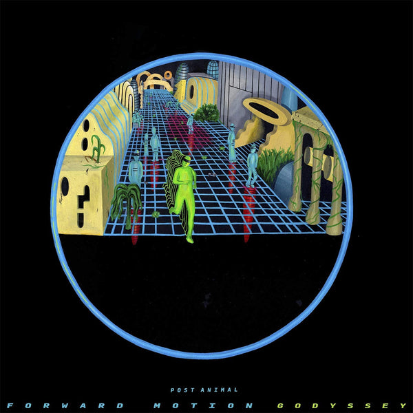 POST ANIMAL - Forward Motion Godyssey (LP/NEW)