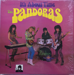PANDORAS - It's About Time (US Ltd.Reissue LP/New)