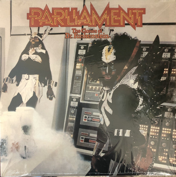 PARLIAMENT (パーラメント)  - The Clones Of Dr.Funkenstein (US Ltd.Reissue LP/New)