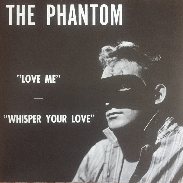 "PHANTOM, THE (Jerry Lott) (ファントム)  - Love Me  (EU Ltd.Red Vinyl Reissue 7""+PS/New)"