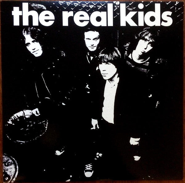 REAL KIDS, THE - S.T. (Reissue CD / New)