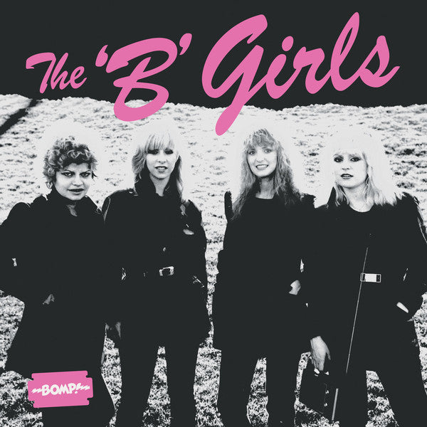 'B' GIRLS - Bad Not Evil LP (Color Vinyl LP/New)