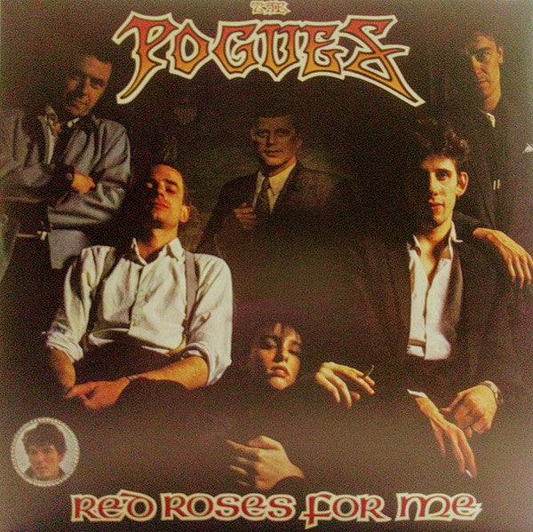 POGUES, THE (ポーグス) - Red Roses For Me (UK Reissue 180g LP / New)