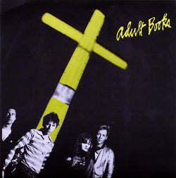 "X - Adult Books (Reissue 7"" / New)"