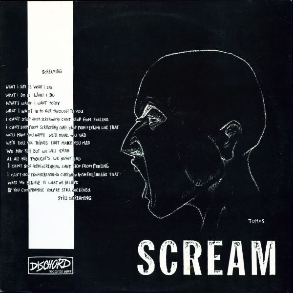 SCREAM - Still Screaming (US Reissue LP)